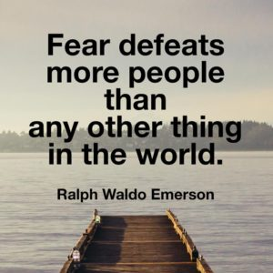 Image result for fear courage